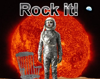 Rock It CD from Mimes On Rollercoasters