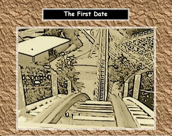 The First Date CD from Mimes On Rollercoasters