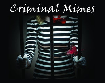 Criminal Mimes CD from Mimes On Rollercoasters