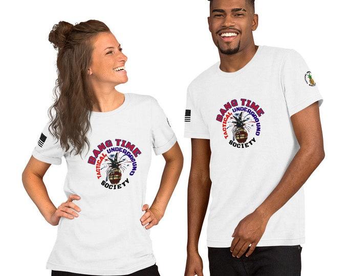 Featured listing image: Short-Sleeve Unisex T-Shirt
