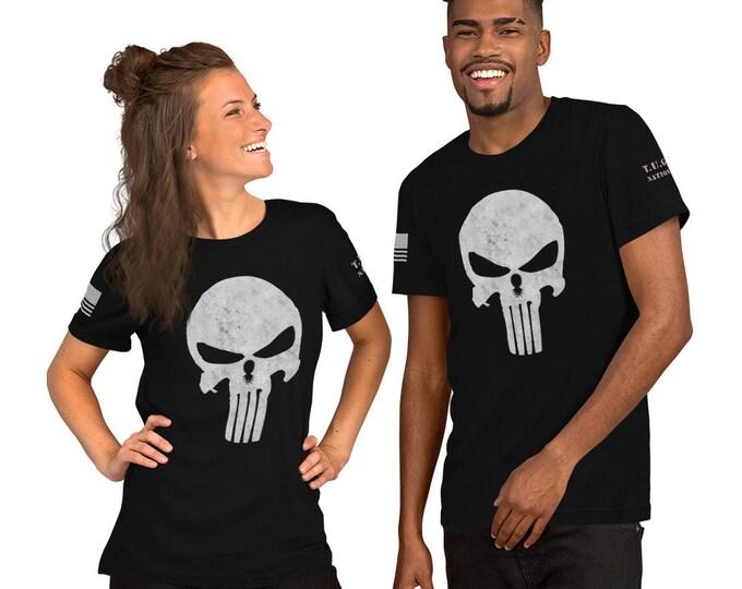 Featured listing image: TUGS Punisher Short-Sleeve Unisex T-Shirt