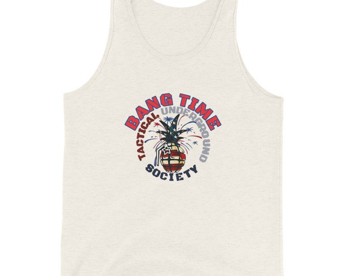 Featured listing image: 4th of July Men's Tank Top