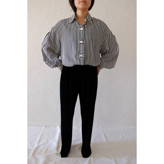 Vintage Velvet Lounge pants / minimal chic / casua