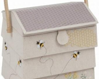 HobbyGift Large Sewing Box Homemade