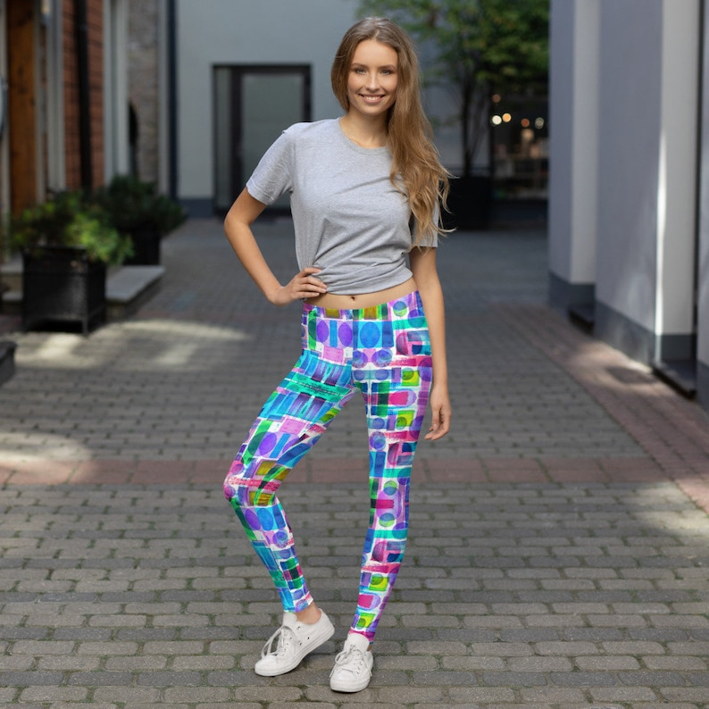 Christmast Present \\ Pattern legging for women \\ Meditation yoga pant \\ Modern Pattern \\ Christmas Gift\\ Boxing Day Special
