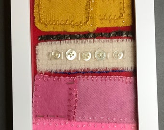 Pollak Penny Piece - Inspired by the Palette of Mark Rothko