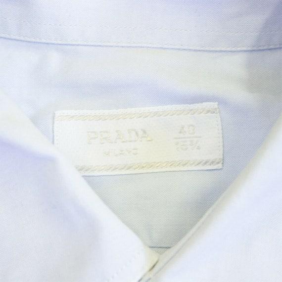 Prada Long Sleeve Shirt | Vintage Italian Luxury … - image 3