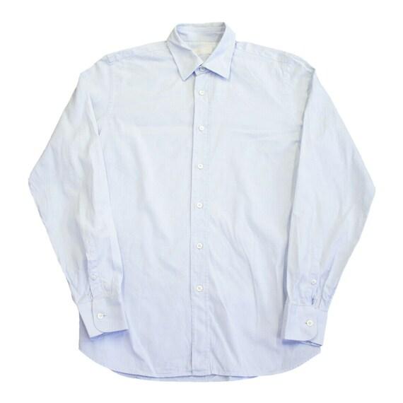 Prada Long Sleeve Shirt | Vintage Italian Luxury … - image 1