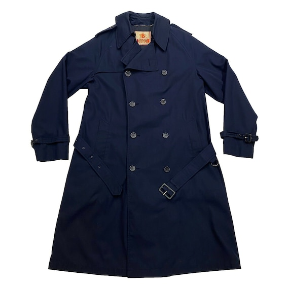 Baracuta Trench Coat | Vintage Luxury High End Des