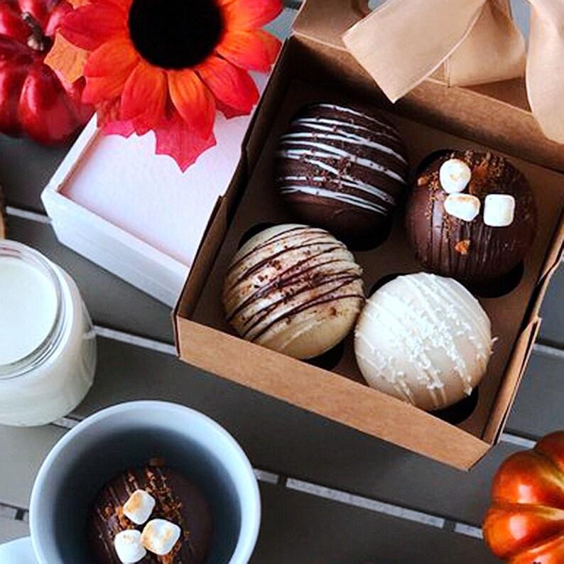 Hot Chocolate Bomb Sweet Gift image 0