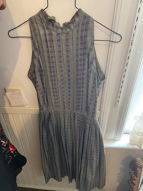 Vintage Marshall Field's Day Dress