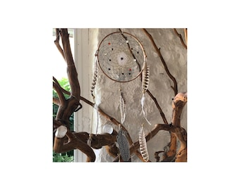 Custom Dreamcatcher Dream Catcher with Your Chakras - Channeled in guidance by the medium Svetlana Conan - Meditation and vision