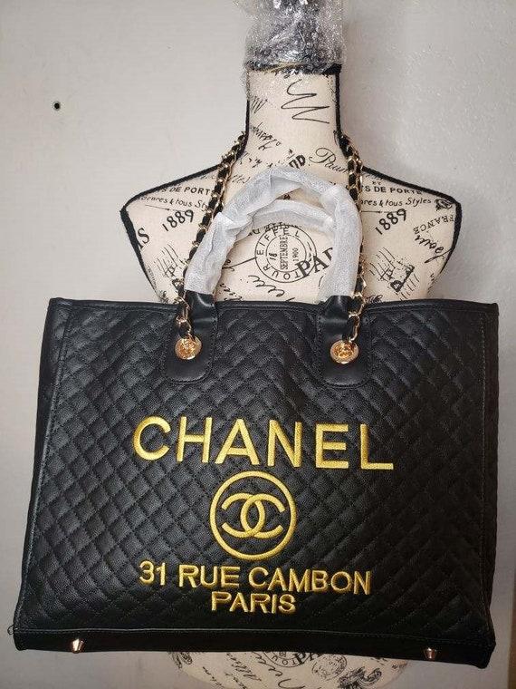 Chanel VIP Tote Bag - image 2