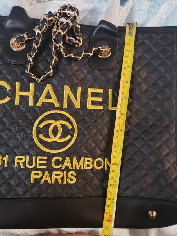 Chanel VIP Tote Bag - image 6