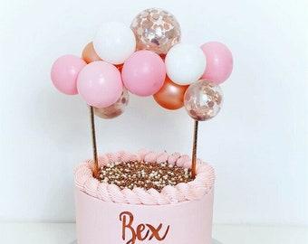 cake topper name