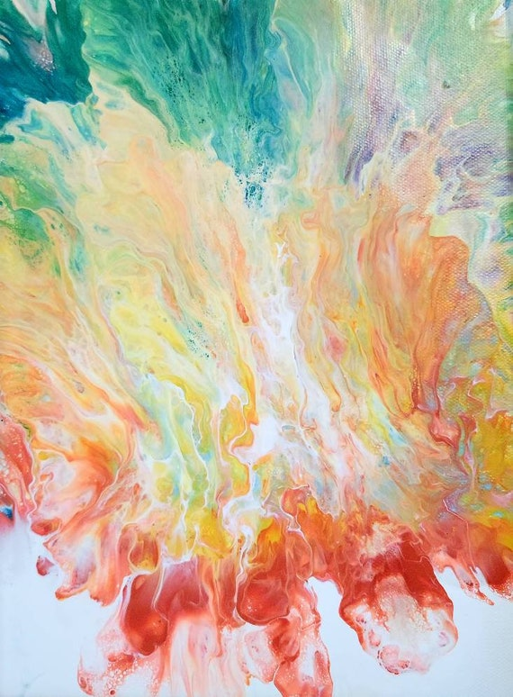 LIMITED EDITION- Warmth- Mini Diptych Pearlescent Art Prints