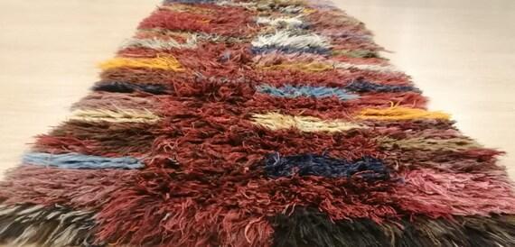 Turkish Rug,2.6x8.2 ft,Patchwork Rug,Vintage Rug,Pile  Rug,HandWoven Rug,Nomadic Rug,Tribal Rug Area,Rug Oriental Rug Boho Carpet Rug Kilim