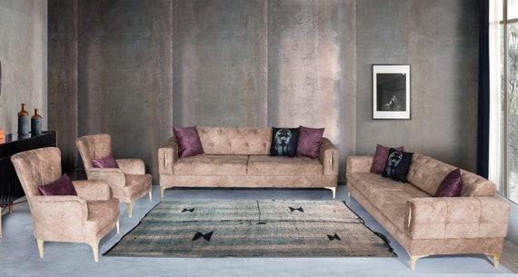 4'9''x9'1''Vintage,Natural Beige-Blue Color Turkish Area Hemp Rug, Bedroom Rug, Neutral Rug,Living Room Rug,Boho Rug,Antique Rug,Faded Rug,