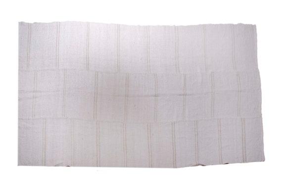 5'5''x12'5''Vintage Rug, Natural  Beige Turkish Area Rug, Bedroom Rug, Neutral Rug,Living Room Rug,Boho Rug,Decorative Rug,Faded Rug,2543