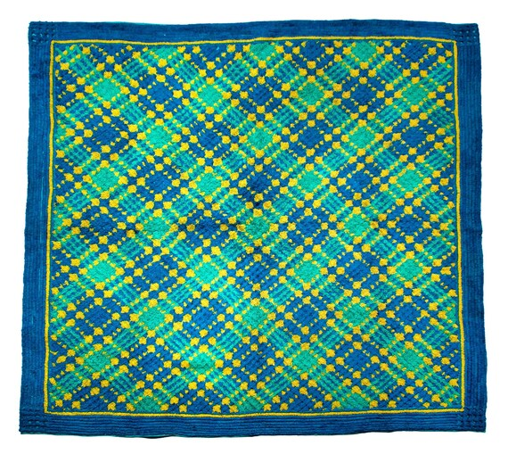 Unique Tulu Rug ,6.5x6.7 ft Colorful Shaggy Rug , Oushak rug , Boho Rustic Rug , handmade area rug,Turkish vintage rug  by KilimRugHome