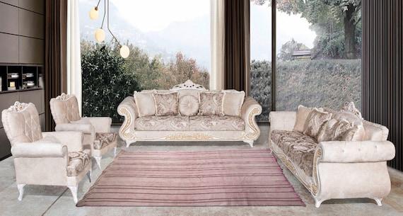 5'6''x8'3''Vintage,Natural Soft Purple Color Turkish Area Hemp Rug, Bedroom Rug, Neutral Rug,Living Room Rug,Boho Rug,Antique Rug,Faded Rug,