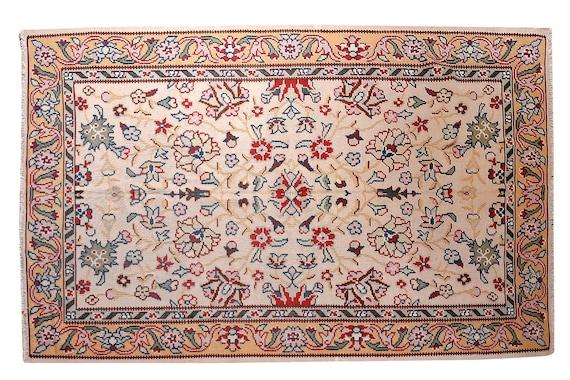 5'9''x8'8''Vintage Rug, Colorful Turkish Area Rug, Bedroom Rug, Neutral Rug, Living Room Rug, Boho Rug, Antique Rug, Decorative Rug,2820