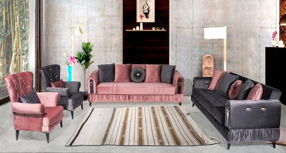 6'2''x11'5''Vintage,Natural Beige- Colorful Turkish Area Hemp Rug, Bedroom Rug, Neutral Rug,Living Room Rug,Boho Rug,Antique Rug,Faded Rug,