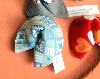 Lucky Biscuits - Upcycling I Gift Idea I Gift I Give away I Gift I Lucky Charm