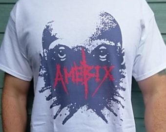 AXEGRINDER T-shirt hardcore punk crust