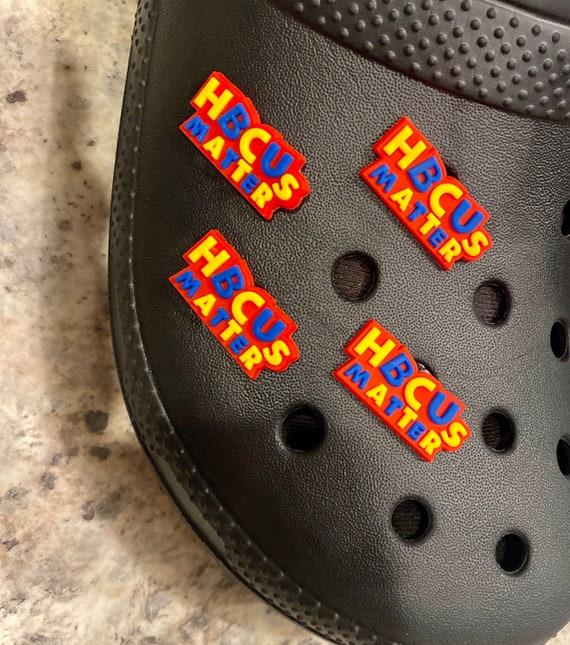 HBCU Shoe Charms College Jibbitz