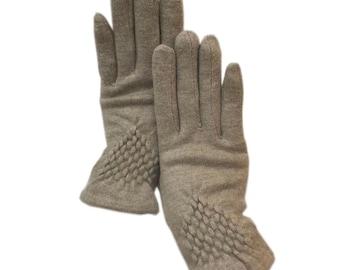 Canadian military three-finger trigger mitt Canadian three-fingered trigger mittvintage military accessory