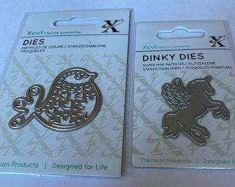 Unicorn design die cut mold for leather