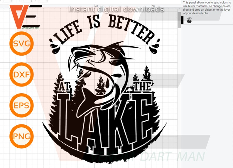 Download Funny Lake Svgs Lake Life Svg Fishing Svg File For Cricut And Laser Cut E01 Life Is Better At The Lake Funny Fishing Svg Clip Art Art Collectibles 330 Co Il