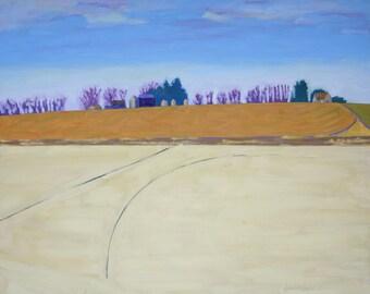 Early Wheat in Washington