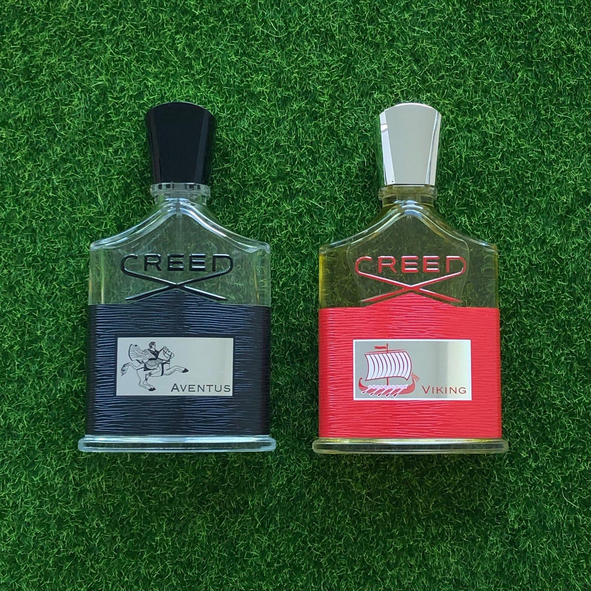 Ab 200000,200000 Euro Creed Bundle Aventus + Viking Eau de Parfum Probe/Abfüllung  20000x20000ml   20000x200ml   20000x20ml