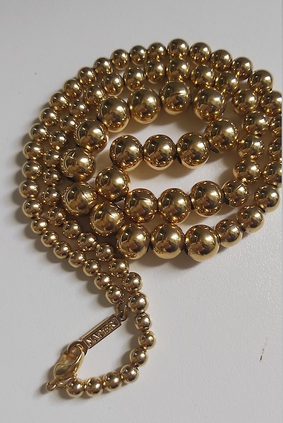 Vintage necklace by Napier