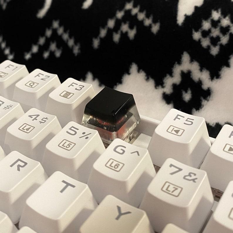 Smoky Pudding Keycap