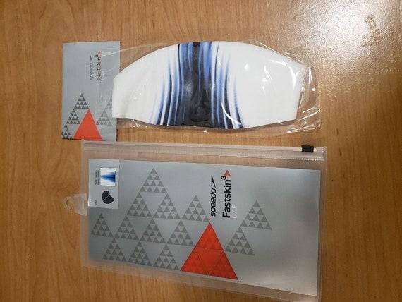 Speedo Fastskin Silicone Swim Cap