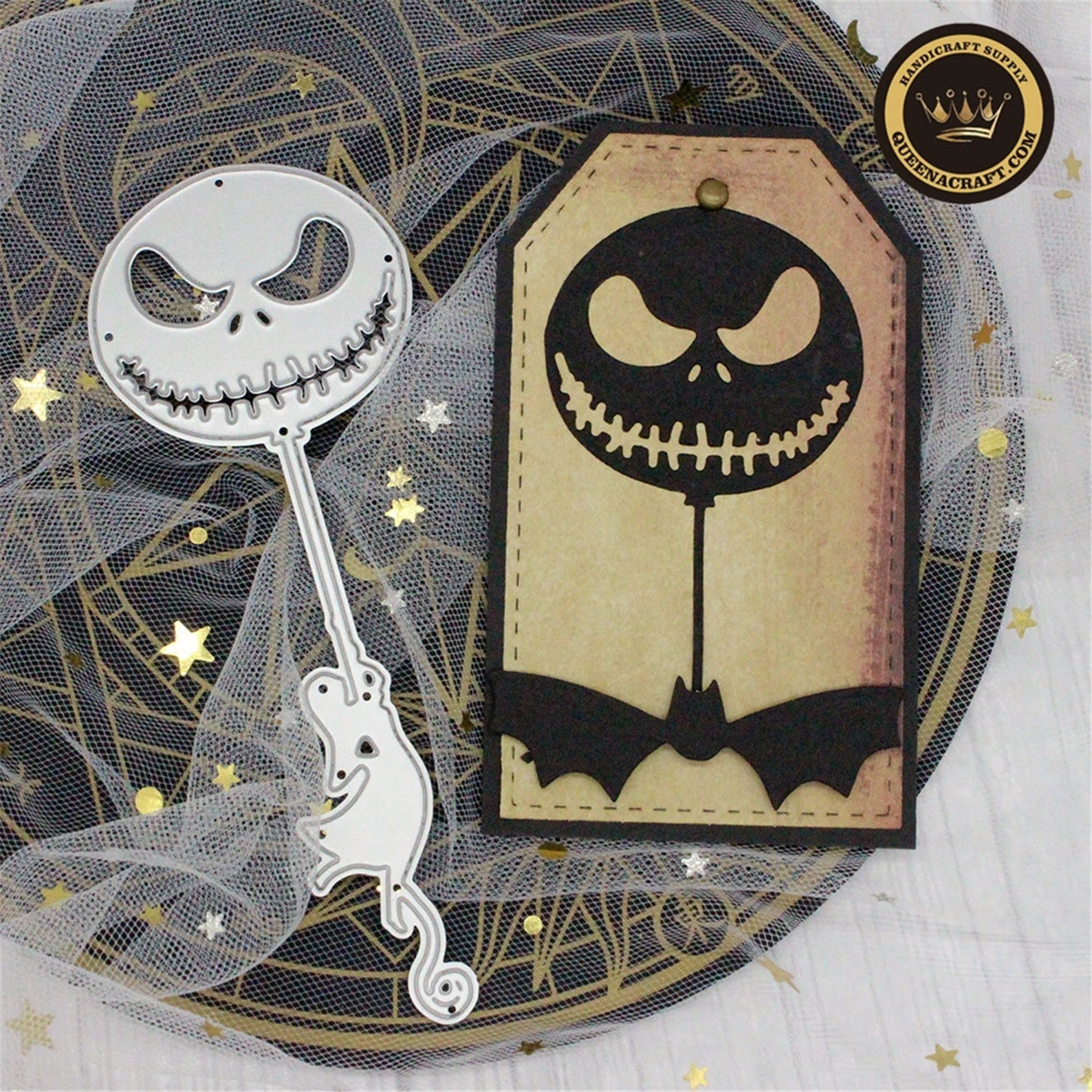 Jack Skellington Cutting Die