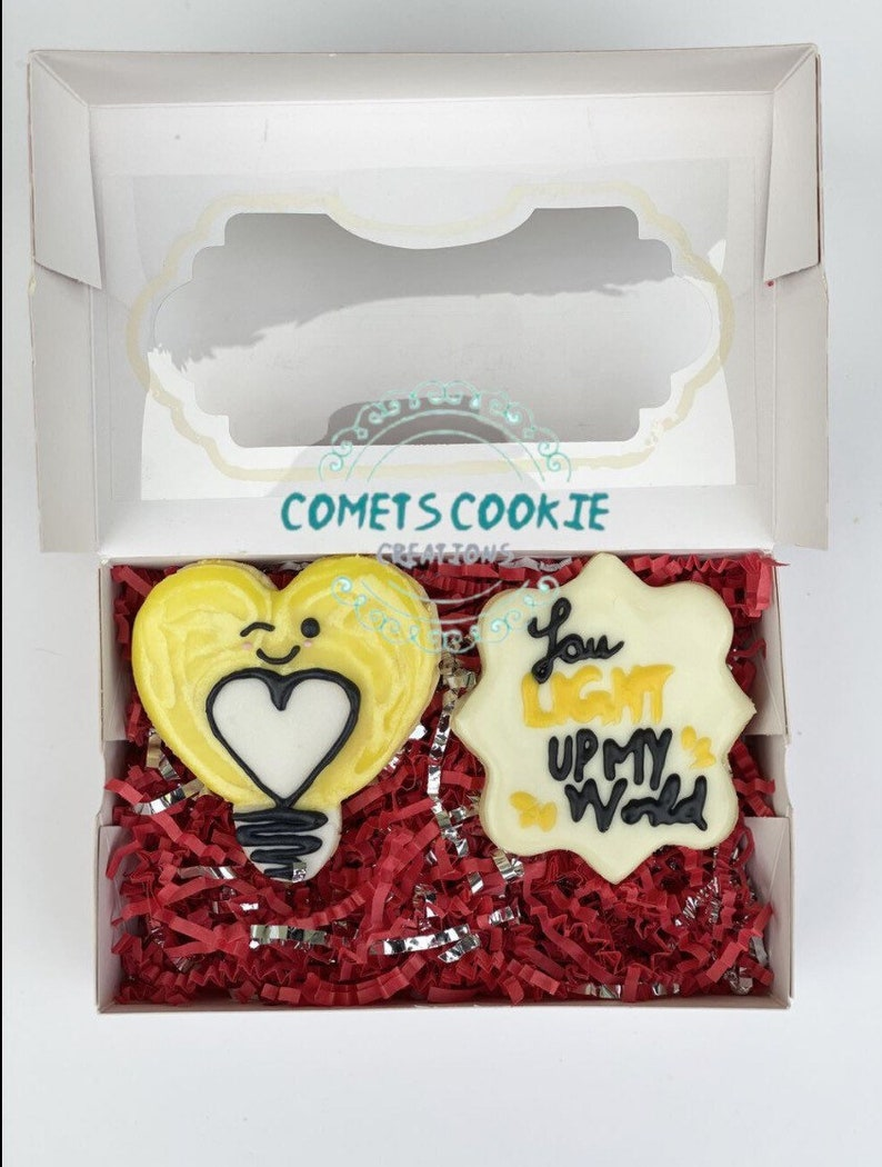 You Light Up My World Gift Set Personalized Gift