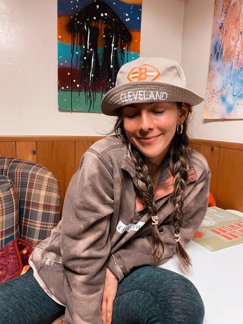 Cleveland Bucket Hat