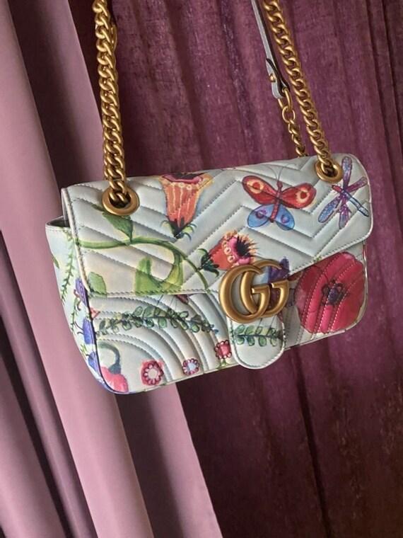 authentic Gucci Marmont vintage bag