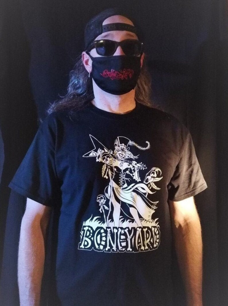 Men's Boneyard T-Shirt image 1