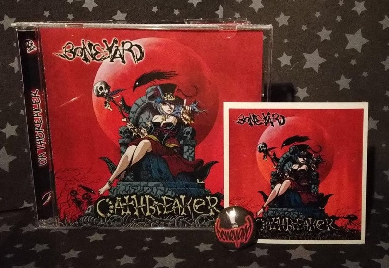 CD & T-Shirt Package image 1