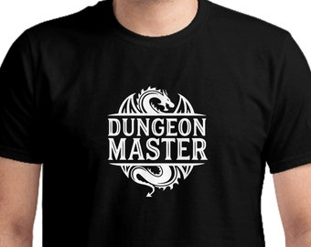 Dungeons And Dragons T-shirt, Unisex, Board Games, Gift For Him, Gift For Her