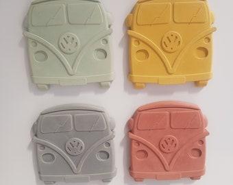 VW campervan magnet