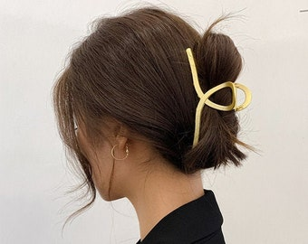 Lady Women Vintage Acetate Resin Hair Clips Hair Sticks Hair Styling Accessories