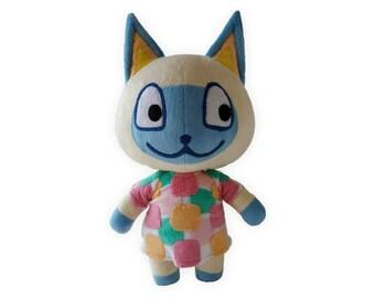 Custom plush toy Mitzi