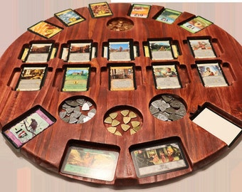 Turning Dominion Game Board