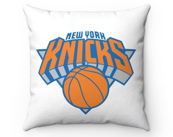 Brooklyn Nets  Square Pillow These beautiful indoor pillows in various sizes serve as statement pieces.